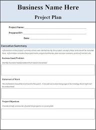 Project Templates Word Project Planning Templates 10 Printable Word Excel Pdf