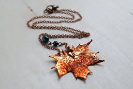 full size of ginkgo leaf pendant necklace long maple small fallen copper real home improvement drop