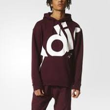adidas hoodie mens. adidas - classic hoodie maroon bs2262 mens e