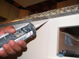 secure granite to cabinets