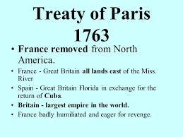 Image result for France was eager to get revenge on the British