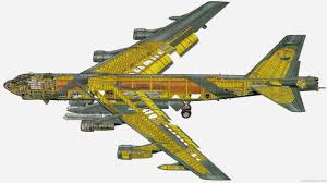 B 52 Landing Gear Design Where Are The Toilets B52 Bomb Google Search Aircraft