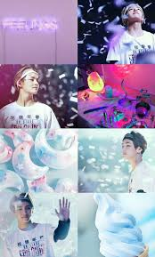 BTS V Aesthetic Wallpapers - Top Free ...