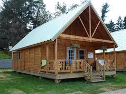 Small Log Home Designs