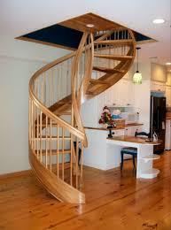 Best Spiral Staircase Best Wood Spiral Staircase Wood Spiral Staircase Kits