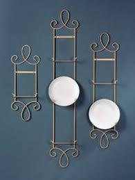 Multiple Plate Display Stands Decorative Accessories Wall Plate Counter Racks Holders 39