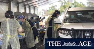 A mask must be worn while travelling to and from the covid clinic. Coronavirus Victoria 10 New Local Cases Of Covid 19 Confirmed As Government Confirms Outbreak Seeded From Sydney
