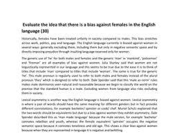 essays a level english language example a grade essays for language and gender essay aqa english language a level