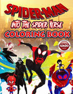 We are always adding new ones, so make sure to come back and check us out or make a suggestion. Spider Man Into The Spider Verse Coloring Book Spiderman Giant Coloring Book With Exclusive Unofficial Images For 3 4 Year Old Kids