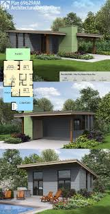 Small House 2 Bedroom 17 Best Ideas About Small Modern House Plans On Pinterest Modern