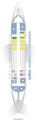 Seatguru Seat Map Czech Airlines Seatguru