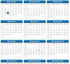 Calendarios Para Imprimir 2015 Calendario 2014 Completo En Pdf Para Imprimir Interlinkeo