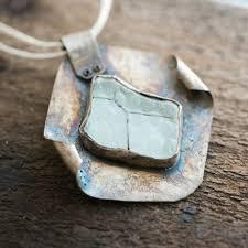 hand fabricated pendants