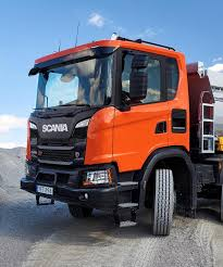 Scania ngs p cab v1.1. 2