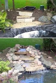 diy patio ideas pinterest. Diy Outdoor Water Fountain Kits New Garden Waterfall Projects  Ideas Pinterest Diy Patio Ideas Pinterest D