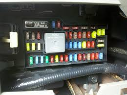 similiar 2008 ford escape fuse box layout keywords 2009 ford escape hybrid interior fuse box sync usb reset flickr