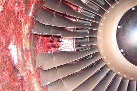 man sucked into jetplane 8 turbine engine mechanic