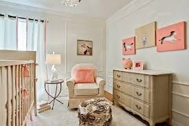 Phenomenal Baby Nursery Color Schemes Wooden Brown Floor Drawer Pink  Artwork Spaces Windows
