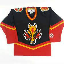 The flames are one of two nhl franchises in alberta; Calgary Flames Horse Jersey Cheaper Than Retail Price Buy Clothing Accessories And Lifestyle Products For Women Men