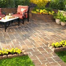 patio pavers lowes. Simple Pavers Brick Pavers Lowes Patio Driveway Cost Old Mill Thin  Inside O