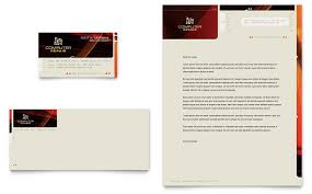 Computer Repair Business Card Letterhead Template Word Publisher