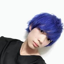 青髪にしましたinstahair Instgram Instagood 髪色 ヘアカラー