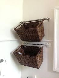 bathroom wall storage baskets. Plain Bathroom Bathroom Shelves With Baskets Beautiful Basket For  Attractive Small Storage   For Bathroom Wall Storage Baskets S