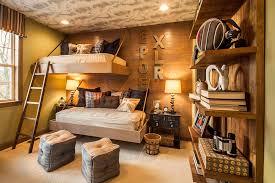 Creative Hanging Bunk Beds