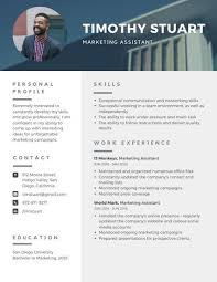 What Are The Benefits Of A Resume Template Entrepreneur