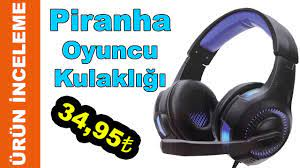 A101 Piranha 9945 Kablosuz Kulaklık Çakma Airpods - YouTube