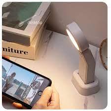 Đèn LED đọc sách sạc pin tích điện 2000mAh SL-918 để bàn hoặc treo tường  với ba chế độ sáng và tăng giảm được độ sáng chính hãng 79,000đ