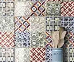 combine the ivory base tile with the patterned décor tiles to create a feature wall or create impact in chosen spaces if you do not wish to dominate the