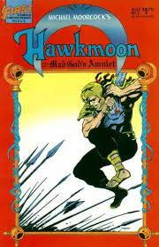 hawkmoon the mad s amulet 2 the mad s amulet book two issue