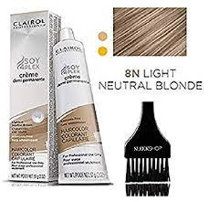 Amazon Com Clairol Soy4plex Demi Permanent Cream Hair