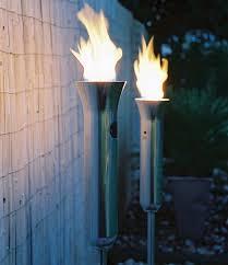 hotspot olympic torch outdoor gas light