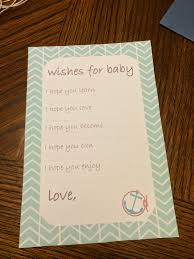 Corn On The Monkey Anchor Themed Baby Shower By MailBaby Shower Message Book