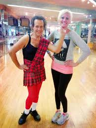 richard simmons costume female. this is us hot and sweaty after class. richard was obsessed with my face! simmons costume female