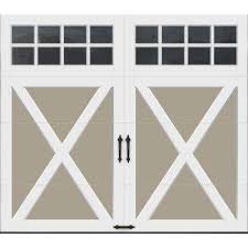 carriage garage doorCarriage Style  Garage Doors  Garage Doors Openers