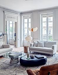 modern furniture decor. noguchi lamps house tour a modern french apartment within an opulent shell vogue living furniture decor