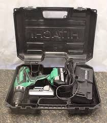 hitachi ds18dgl. hitachi ds18dgl 18v lithium ion 1/2\ hitachi ds18dgl d