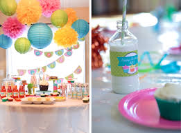 easy birthday party decorations ideas