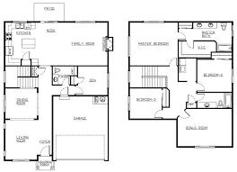 2 story house floor plans 2 story house floor plans inspirational 2 story home plans two
