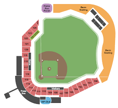 Werner Park Seating Charts For All 2019 Events Ticketnetwork
