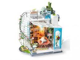 <b>Сборная модель DIY House</b> Уютный Лофт DG12 9-58-011202