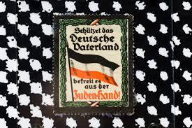 Berlin   German Museum Exhibits Racist Stickers Spanning     Years Vos Iz Neias
