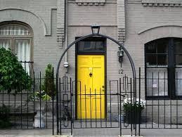 yellow brick house red door. interesting yellow brick house red door with 77 best front images on pinterest doors o