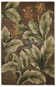 nourison tropics ts 02 khaki area rug