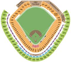Guaranteed Rate Field Seating Chart With Rows Guaranteed Rate Field Tickets