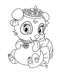 Malvorlagen Panda Blüte