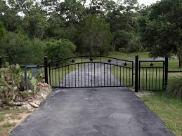 ranch residential entry gates